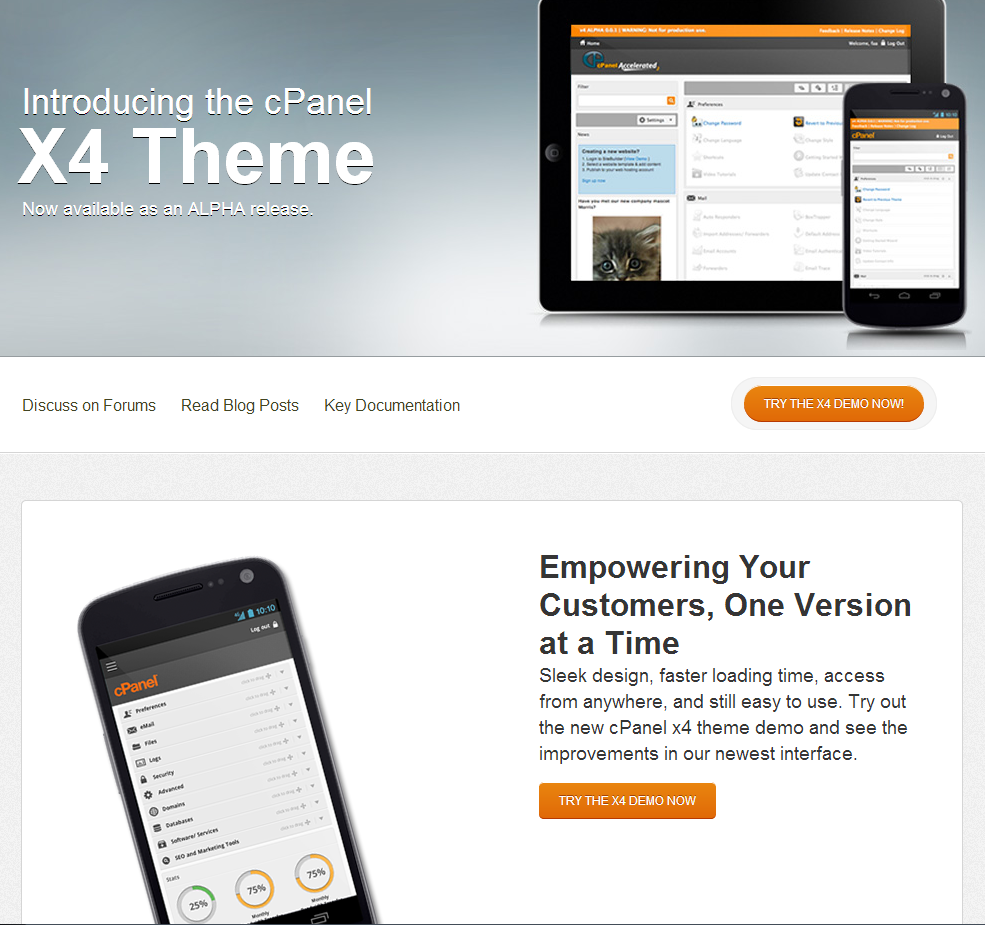how to install wordpress template in cpanel - cpanel x4 theme raid host